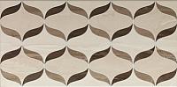 Декоративная плитка VitrA Ethereal Geometric Brown-L.Beige Glossy K927965 (300x600) -