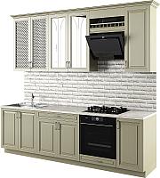 Готовая кухня Молодечномебель Злата 2200 (эмаль) -