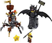 Конструктор Lego Movie 2 Боевой Бэтмен и Железная борода 70836 -