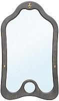 Зеркало интерьерное Импэкс Джульетта (серый ясень) -