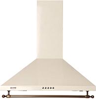 Вытяжка купольная Zorg Technology Alegro B 750 (60, бежевый) -