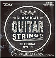 Струны для классической гитары Ziko DPA-070 -
