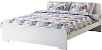 Полуторная кровать Ikea Аскволь 592.107.13 -