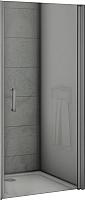 Душевая дверь Good Door Mokka DR-100-C-WE -