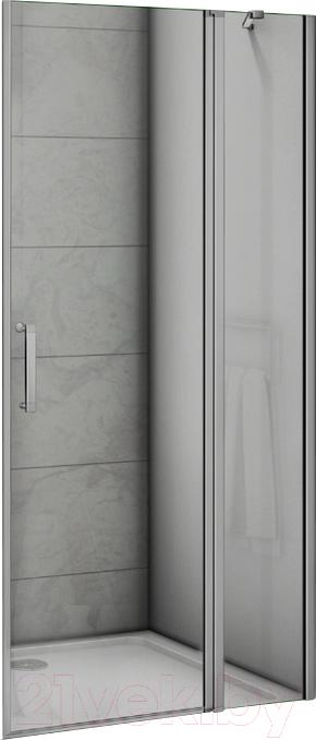 Купить Душевое ограждение Good Door, Mokka WTW-130-C-WE, Россия