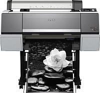 Принтер Epson SC-P6000 / C11CE41301A8 с комплектом картриджей -
