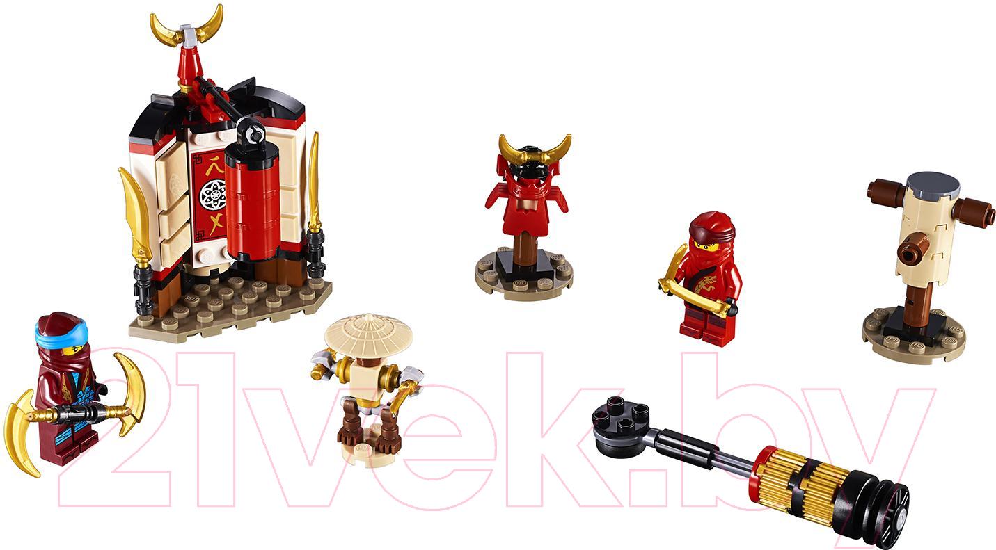 Купить Конструктор Lego, Ninjago Обучение в монастыре 70680, Китай, пластик