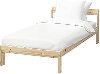 Односпальная кровать Ikea Нейден 692.486.02 -