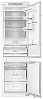 Встраиваемый холодильник Samsung BRB260031WW/WT -