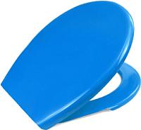 Сиденье для унитаза Вир Пласт Виктория 513 (голубой) -