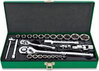 Универсальный набор инструментов Toptul GCAD2802 -