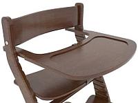 Съемный столик для стульчика Бельмарко Усура 127 (коричневый) -