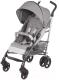 Детская прогулочная коляска Chicco Lite Way 3 Top (titanium) -