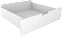 Ящик под кровать Бельмарко Skogen Classic / 4004 (белый) -