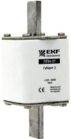 Предохранитель плавкий низковольтный EKF PROxima fus-37/400/250 -