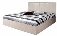 Полуторная кровать Мебель-Парк Аврора 1 200x120 (светлый) -