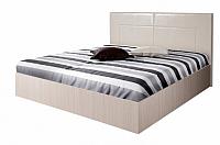 Двуспальная кровать Мебель-Парк Аврора 4 200x180 (светлый) -