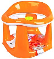 Стульчик для купания Dunya 11120 (желтый/оранжевый) -