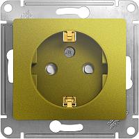 Розетка Schneider Electric Glossa GSL001045 -