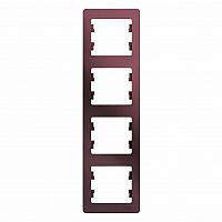 Рамка для выключателя Schneider Electric Glossa GSL001108 -
