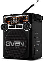 Радиоприемник Sven SRP-355 (черный) -