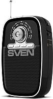 Радиоприемник Sven SRP-445 (черный) -