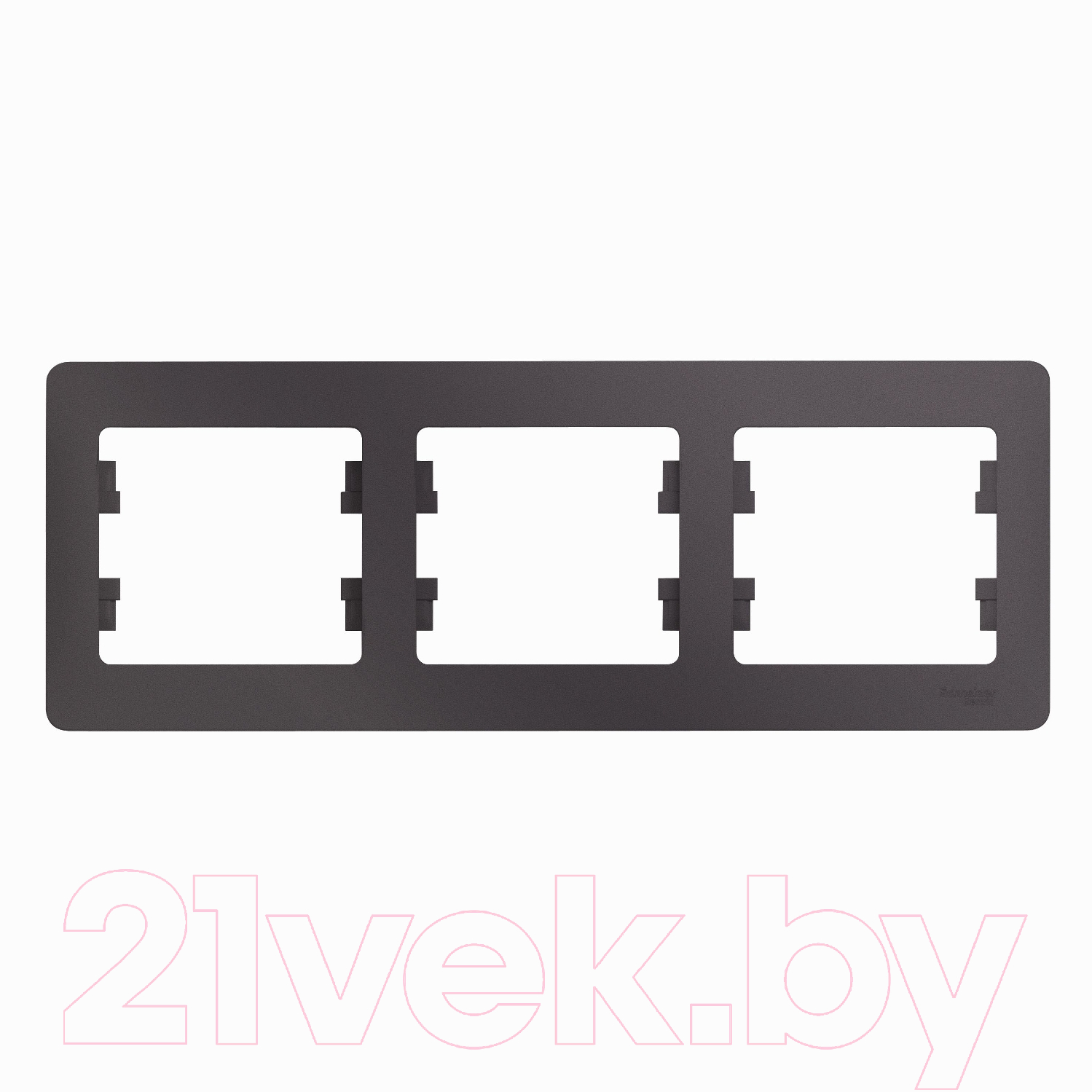 Купить Рамка для выключателя Schneider Electric, Glossa GSL001403, Россия, пластик, Glossa (Schneider Electric)