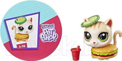 Игровой набор Hasbro Littlest Pet Shop в консервной баночке / E5216