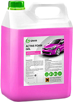 Автошампунь Grass Active Foam Gel / 113151 (6кг) -