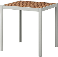 Стол садовый Ikea Шэлланд 592.624.34 -