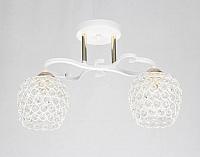 Потолочный светильник Mirastyle K-3488/2 WT+FGD -