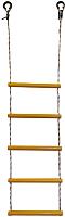 Лестница веревочная Формула здоровья ЛВ5-2В (D=25, желтый) -