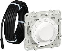Терморегулятор для теплого пола Schneider Electric Electric Odace S52R507 -