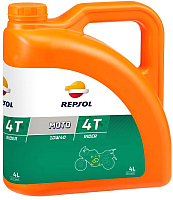Моторное масло Repsol Moto Rider 4T 10W40 / RP165N54 (4л) -