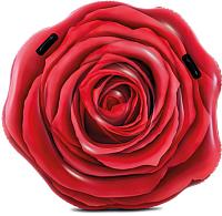 Надувной плот Intex Красная роза / 58783 -