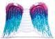 Надувной плот Intex Крылья ангела / 58786 -