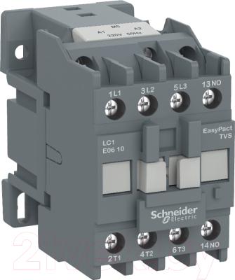 Контактор Schneider Electric EasyPact TVS LC1E0910M5