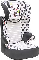 Автокресло Nania Befix SP Animals (Panda Grey) -