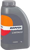Трансмиссионное масло Repsol Cartago Cajas EP 75W90 / RP024L51 (1л) -
