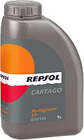 Трансмиссионное масло Repsol Cartago Multigrado EP 85W140 / RP024S51 (1л) -