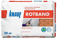 Штукатурка Knauf Rotband (30кг) -
