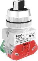 Переключатель Schneider Electric DEKraft 25061DEK -