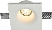 Точечный светильник Maytoni Gyps Modern DL001-1-01-W -