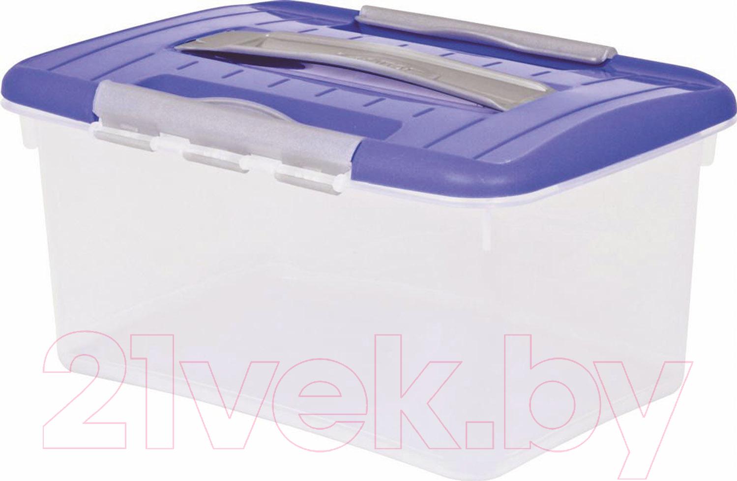Купить Контейнер для хранения Curver, Optima 00031-376-00 / 169054 (5л), Польша, пластик