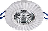 Точечный светильник Maytoni Gyps Classic DL281-1-01-W -