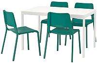 Обеденная группа Ikea Вангста/Теодорес 392.521.72 -