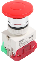 Кнопка на DIN-рейку Schneider Electric DEKraft 25038DEK -