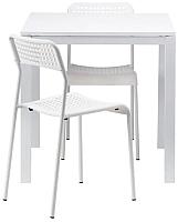 Обеденная группа Ikea Мельторп/Адде 192.292.53 -