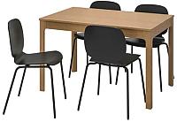 Обеденная группа Ikea Экедален/Свен-Бертиль 492.214.15 -