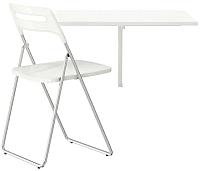 Обеденная группа Ikea Норберг/Ниссе 492.291.62 -
